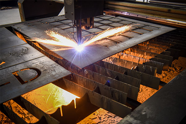 Plasma Cutting Metal Fabrication | Maverick Metal Trading